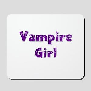 Twilight ~ Vampire Girl [PRPL Mousepad